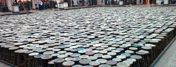 Ai Weiwei - Evidence is one of Berlin.