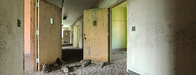 Creedmoor Psychiatric Center is one of Abandoned NYC.