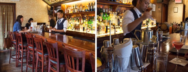 Angel's Share is one of Hidden Bars & Restaurants in NYC.