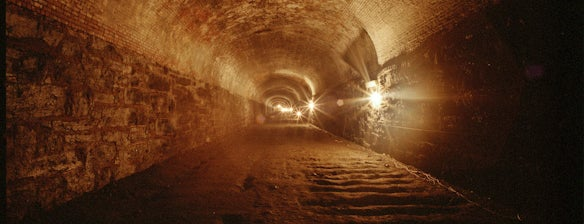 Atlantic Avenue Tunnel Tour is one of Abandoned NYC.