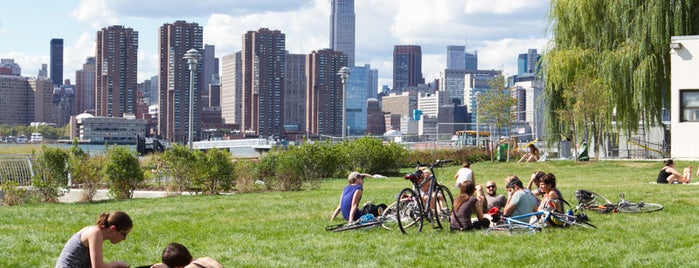 WNYC Transmitter Park is one of NYC's Greatest Parks.