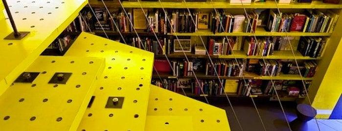 Van Alen Books is one of Bookstores.