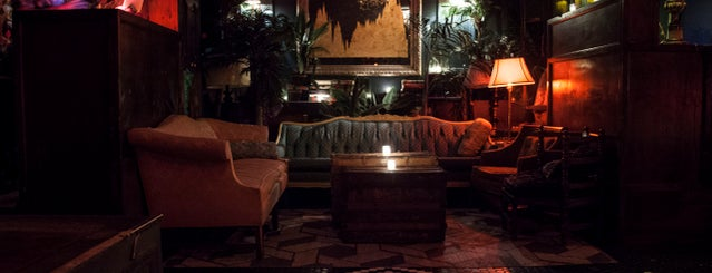 The Wooly is one of Hidden Bars & Restaurants in NYC.