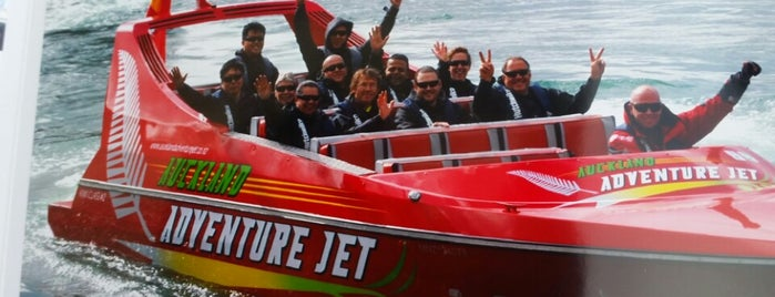 Auckland Adventure Jet is one of NZ to go.