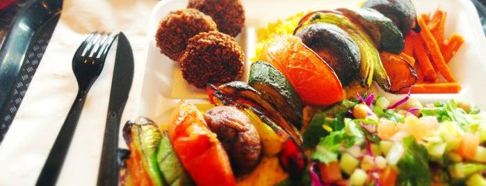 Parsley Modern Mediterranean is one of gluten free freedoms!.