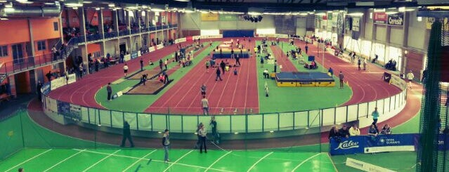 Tartu Ülikooli Spordihoone is one of Spordisaalid Tartumaal - www.iFit.ee.