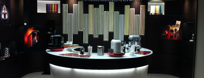 Nespresso Boutique is one of Berlin.