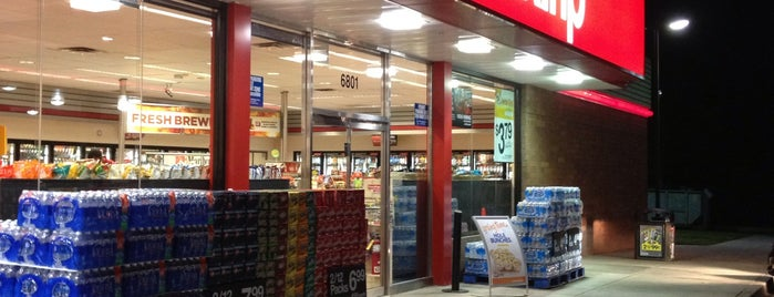 QuikTrip is one of Frequent.