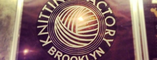 Knitting Factory is one of 200+ Bars to Visit in New York City.