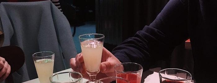 Залив is one of SPB bar.