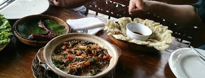 Boemi Joglo is one of Food Spots @Bandung.