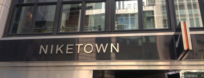 Niketown is one of New York 2012.