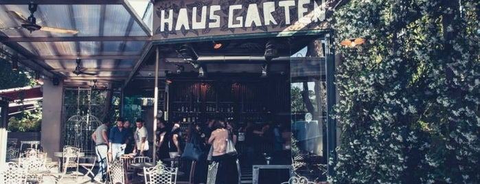 Haus Garten is one of Aperitivo.