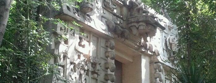 Museo Nacional de Antropología is one of Galerías y Museos @ DF.