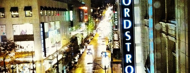 Nordstrom Downtown Seattle is one of Seattle Tourism.