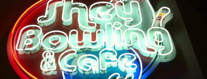 Shey Bowling & Cafe is one of İstanbul Avrupa Yakası #2 🍁🍃.
