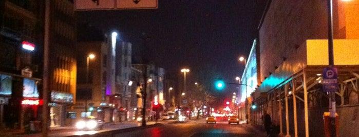 Fevzipaşa Caddesi is one of yeni yerler.