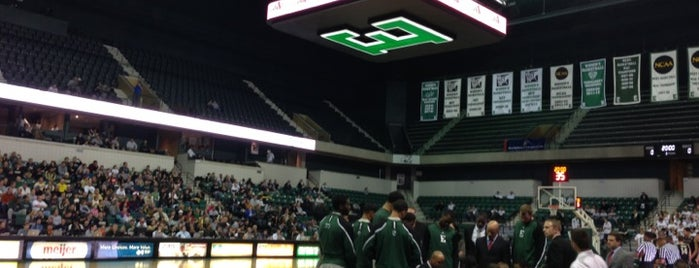 EMU Convocation Center is one of Best Live Venues in Washtenaw.