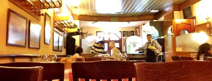 Restaurante El Buey is one of Restaurantes.