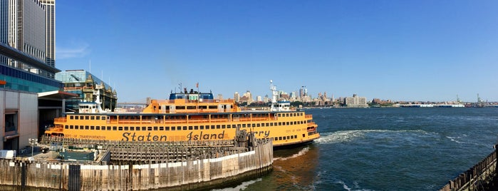 Staten Island Ferry is one of Top 20 Free Things to Do in NYC.