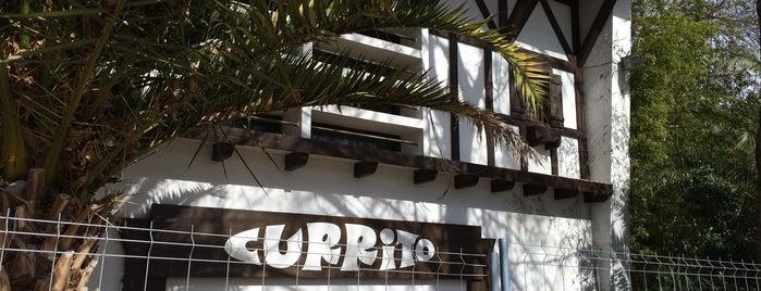 Restaurante Currito is one of Restaurantes estado.