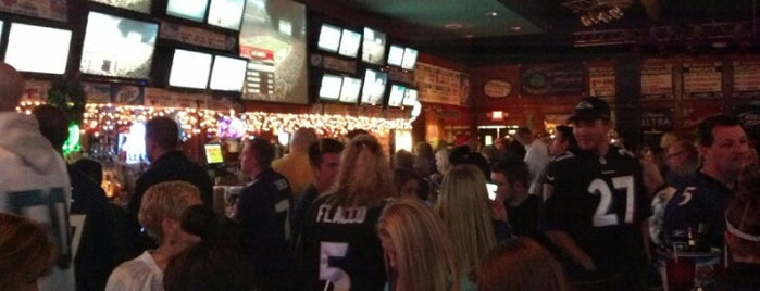 Looney's Pub is one of bars.