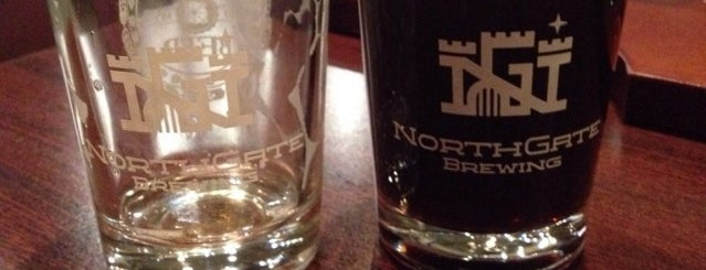 Northgate Brewing is one of Minneapolis-St. Paul Tap Room Directory.