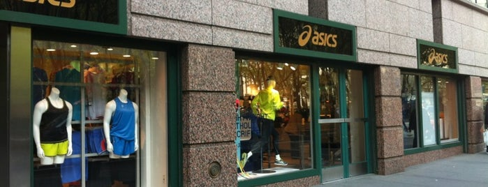 ASICS is one of Pontos.