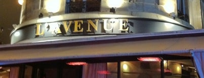 L'Avenue is one of Paris - Trendy places.