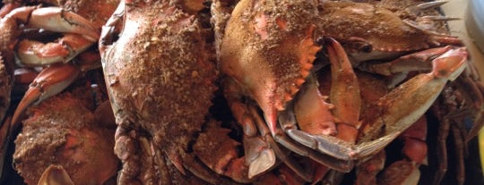 Stoney Creek Inn is one of Best of the Bay - Crab Houses of Maryland.