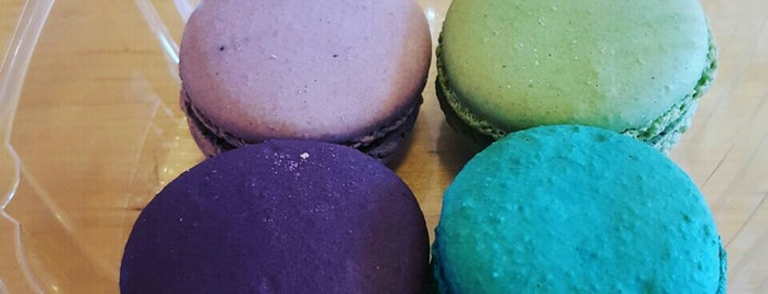 Macaron Parlour is one of 🍨🍭.