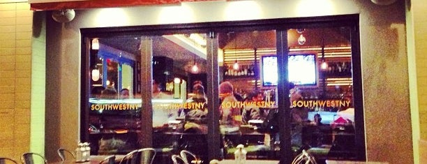 Southwest NY is one of eats i want.