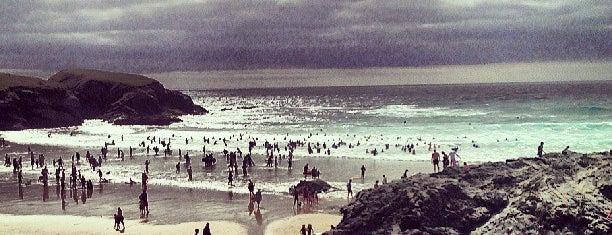 Treyarnon Bay is one of England 1991.