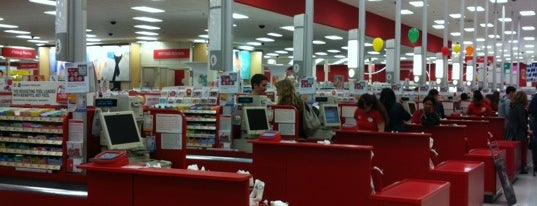 Target is one of Best of Reston.
