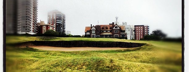 Mar del Plata Golf Club is one of Argentina.