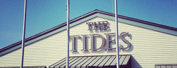 The Tides Wharf Restaurant & Bar is one of CVB Members.