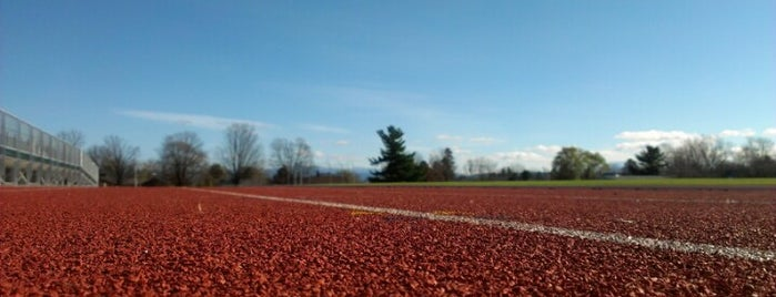UVM Track is one of Burlington.