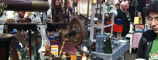 Old Spitalfields Market is one of Free London.