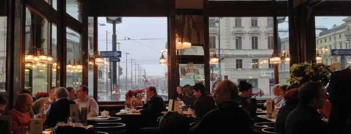 Cafe Schwarzenberg is one of Wien.