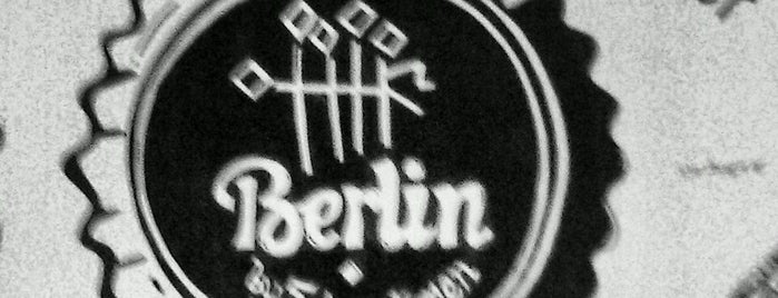 Berlin by 5 Drunk Men is one of Live in Athens.