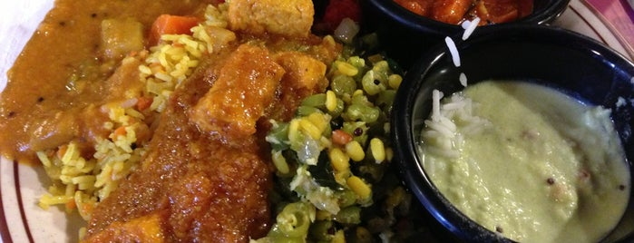 Madras Masala is one of personal lunchdinner places.