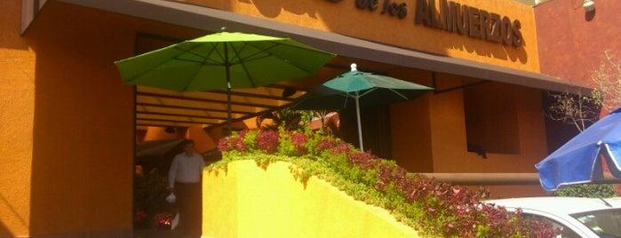 La Ciudad de los Almuerzos ® is one of Lugares para comer.
