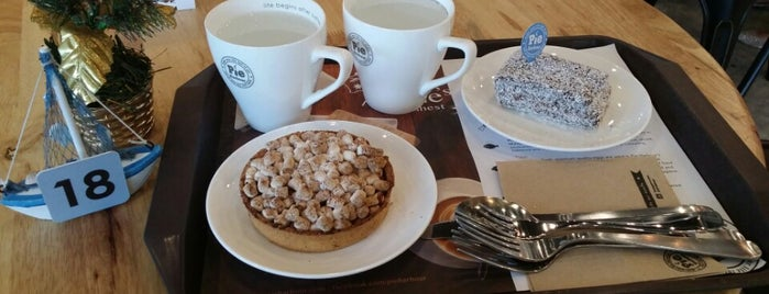 Pie Harbour is one of Cafe Hop PG.