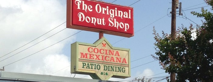 Original Donut Shop is one of The 15 Best Places for Tacos in San Antonio.