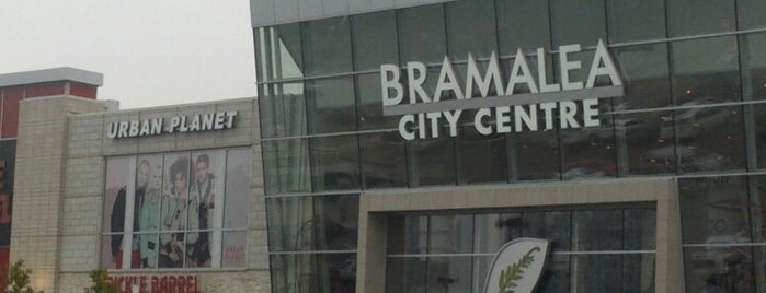 Bramalea City Centre is one of Malls in the GTA.