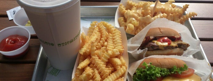 Shake Shack is one of OMB - Oh My Burger !.
