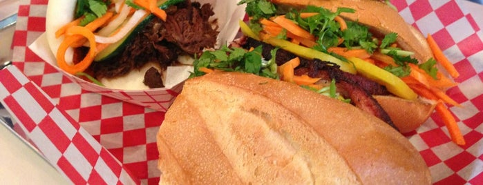 Banh Mi Boys is one of Toronto food.
