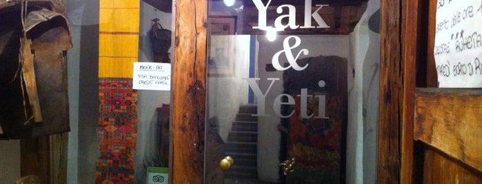 Yak & Yeti is one of Urlaubskandidaten.