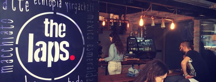 The Laps - 3rd Wave Coffee Shop & Roastery is one of İzmr.