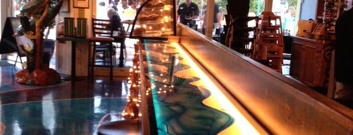 Mulligan's Beach House Bar & Grill is one of Faves.